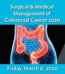 Virginia Mason Symposium on Surgical and Medical Management of Colorectal Cancer 2020 Banner