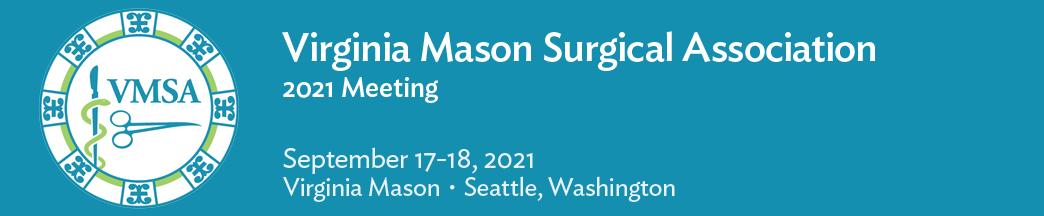 2021 Meeting of the Virgina Mason Surgical Association Banner
