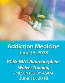 Addiction Medicine in Primary Care Banner