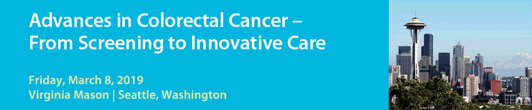 Advances in Colorectal Cancer – From Screening to Innovative Care Banner