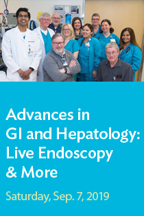 Advances in Gastroenterology & Hepatology: Live Cases, Obstructions, Leaks, and More! Banner