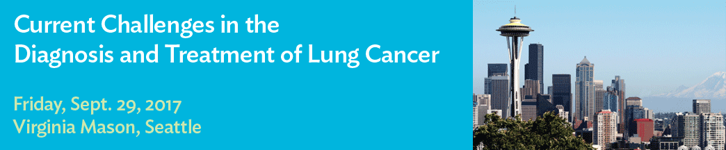 Current Challenges in the Diagnosis and Treatment of Lung Cancer Banner