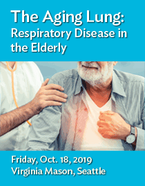 The Aging Lung: Respiratory Disease in the Elderly Banner