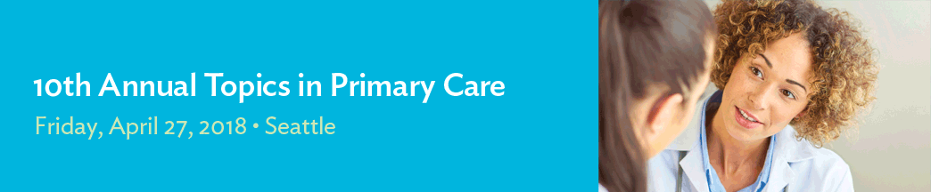 10th Topics in Primary Care Banner