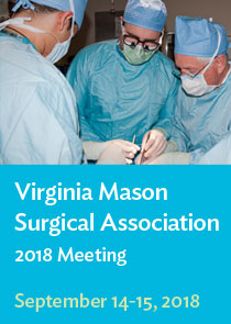 2018 Virginia Mason Surgical Association Meeting Banner
