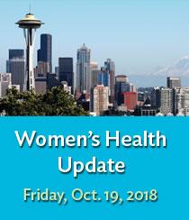 Women's Health Update Banner
