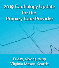2019 Cardiology Update for the Primary Care Provider Banner