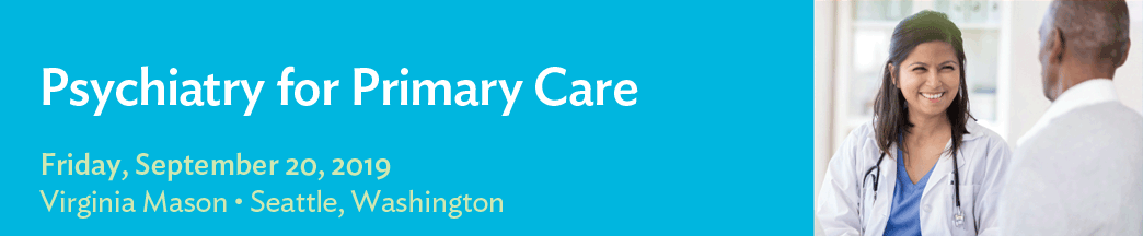 Psychiatry for Primary Care Banner